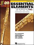 Essential Elements 200 Flute - Book 1 Plus