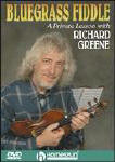 Bluegrass Fiddle - A Private Lesson with Richard Greene