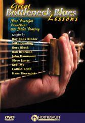 Great Bottleneck Blues Lessons DVD