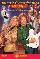 Electric Guitar for Kids Vols. 1 & 2 DVD Set