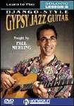 Gypsy Jazz Guitar - Improvising Lead - Vol. 2