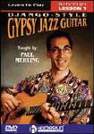 Gypsy Jazz Guitar - Rhythm, Styles & Techniques - Vol. 1