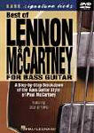 The Best of Lennon & McCartney for Bass Guitar