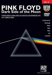 Volume 16 Pink Floyd Dark Side of the Moon - Guitar Play-Along DVD